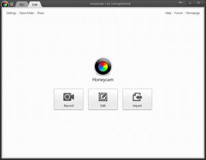Enlarge Honeycam Screenshot