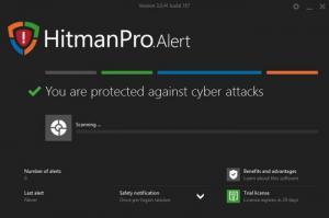 Enlarge HitmanPro.Alert Screenshot