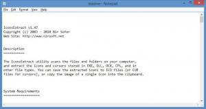 Enlarge IconsExtract Screenshot