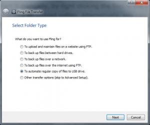 Enlarge Fling File Transfer Screenshot