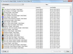 Enlarge VoiceBot Screenshot