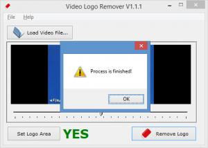 Enlarge Video Logo Remover Screenshot