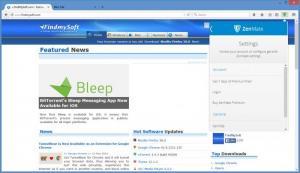 Enlarge ZenMate Screenshot