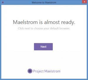 Enlarge Maelstrom Screenshot