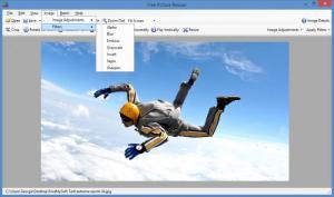 Enlarge Free Picture Resizer Screenshot