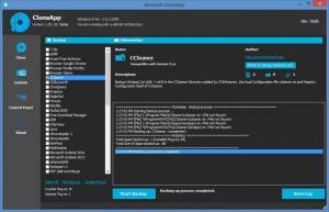 Enlarge CloneApp Screenshot