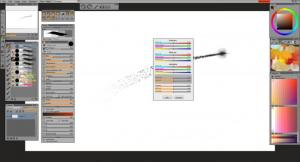 Enlarge Paintstorm Studio Screenshot