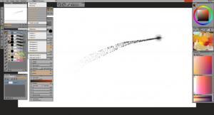 Enlarge Paintstorm Studio Screenshot