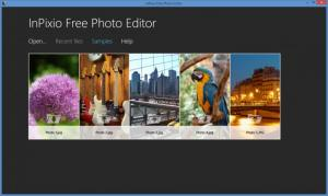 Enlarge InPixio Free Photo Editor Screenshot