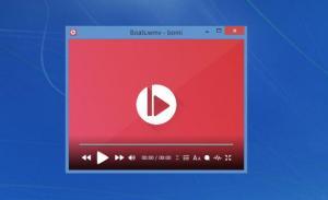 Enlarge bomi Screenshot