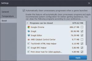 Enlarge Game Assistant Screenshot