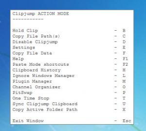 Enlarge Clipjump Screenshot