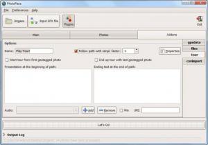 Enlarge PhotoPlace Screenshot