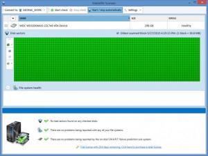 Enlarge StableBit Scanner Screenshot