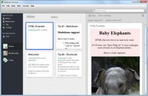 Enlarge Elephant Screenshot