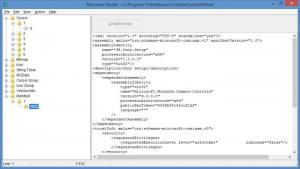 Enlarge Resource Hacker Screenshot