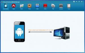 Enlarge Vibosoft Android Mobile Manager Screenshot