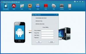 Enlarge Vibosoft Android Mobile Manager Screenshot