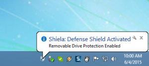 Enlarge Shiela USB Shield Screenshot
