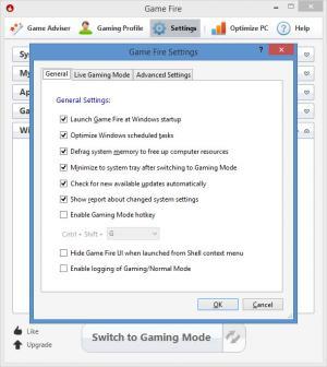 Enlarge Game Fire Screenshot