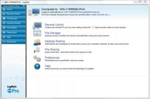 Enlarge LogMeIn Client Screenshot