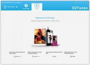 Enlarge O2Tunes Screenshot