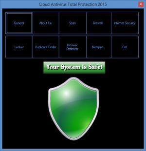 Enlarge Cloud Antivirus Total Protection Screenshot