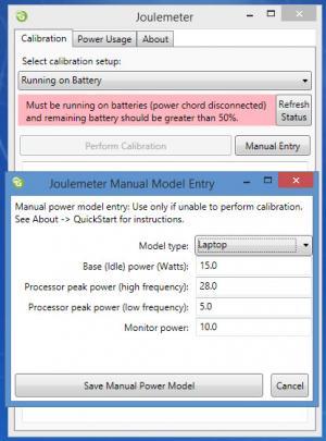 Enlarge Joulemeter Screenshot