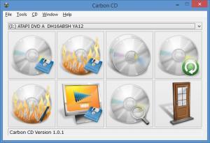 Enlarge Carbon CD Screenshot