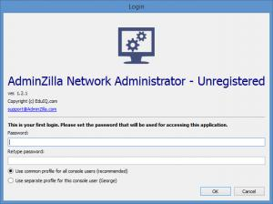 Enlarge AdminZilla Network Administrator Screenshot