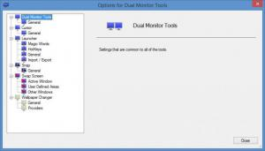 Enlarge Dual Monitor Tools Screenshot