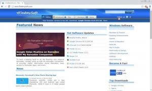 Enlarge Mustang Browser Screenshot