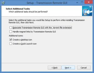 Enlarge Transmission Remote GUI Screenshot