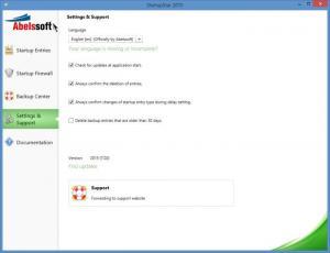 Enlarge StartupStar Screenshot