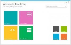 Enlarge TimeBender Screenshot