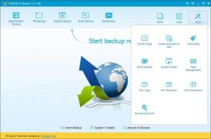 Enlarge DVDFab PC Backup Screenshot