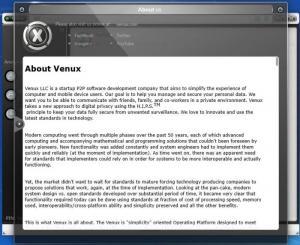 Enlarge Venux Connect Screenshot