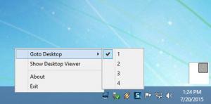 Enlarge Virtual Win Screenshot