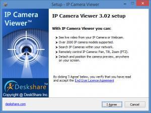 Enlarge IP Camera Viewer Screenshot