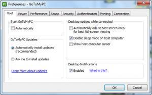 Enlarge GoToMyPC Screenshot