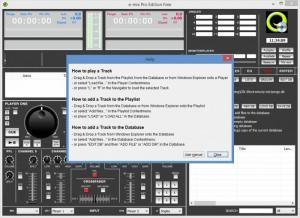 Enlarge e-mix Pro Free Edition Screenshot