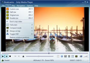 Enlarge 3nity Media Player Screenshot