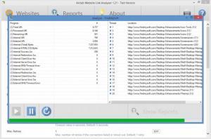 Enlarge Arclab Website Link Analyzer Screenshot