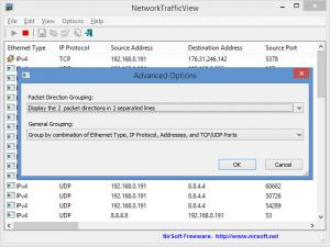 Enlarge NetworkTrafficView Screenshot