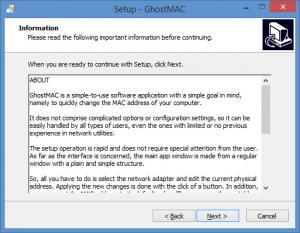 Enlarge GhostMAC Screenshot