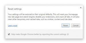Enlarge Chrome Cleanup Tool Screenshot