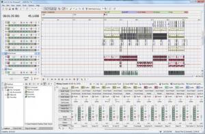 Enlarge Sony ACID Pro Screenshot