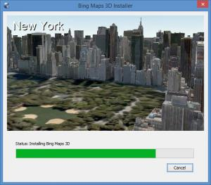 Download Bing Maps 3D Free on