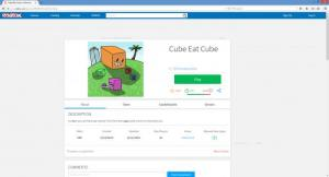 Enlarge ROBLOX Player Screenshot