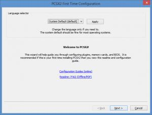 Enlarge PCSX2 Screenshot